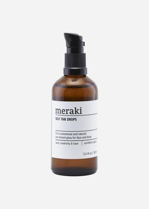 Meraki Self tan drops