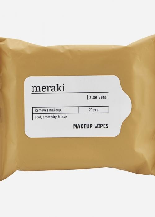Makeup fjerner vådservietter ALOE VERA