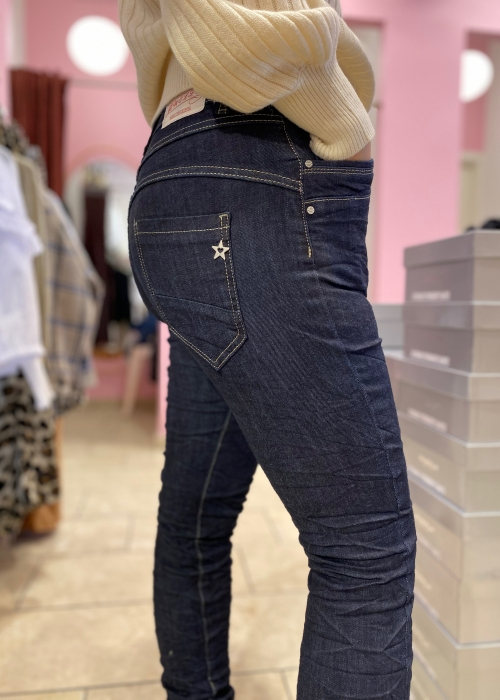 Star stretch jeans UNWASHED