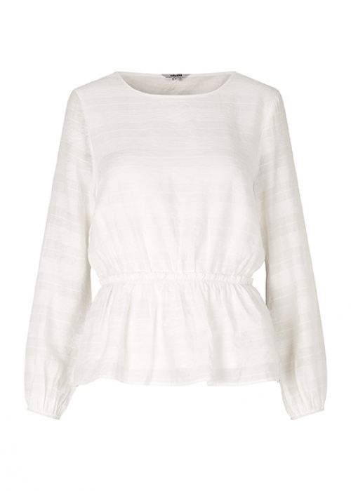 Mina blouse WHITE