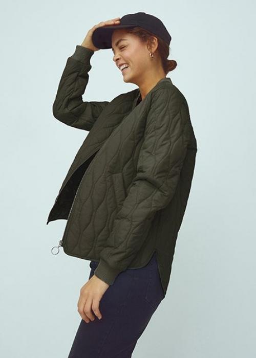 Rheanna jacket DARK ARMY