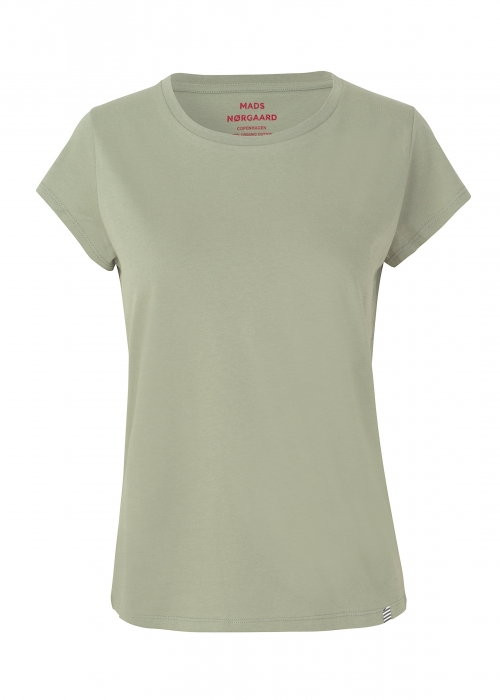 Organic favorite teasy t-shirt LIGHT ARMY