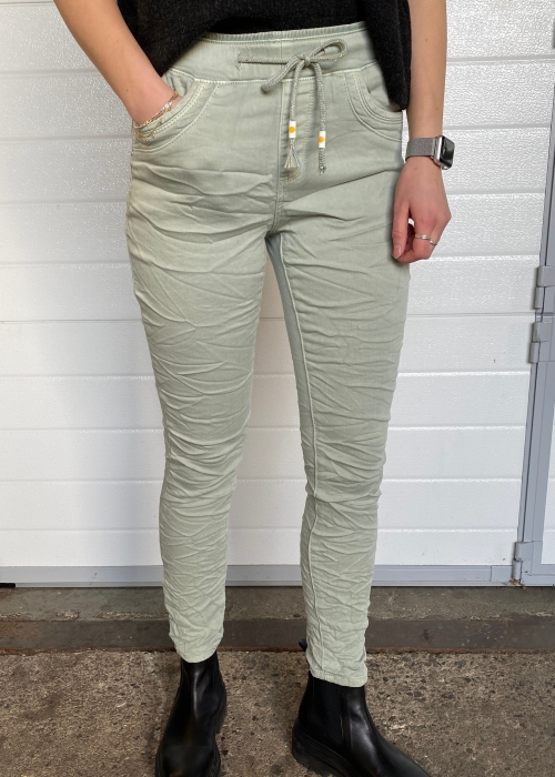 Soft jogging jeans 12 ARMY