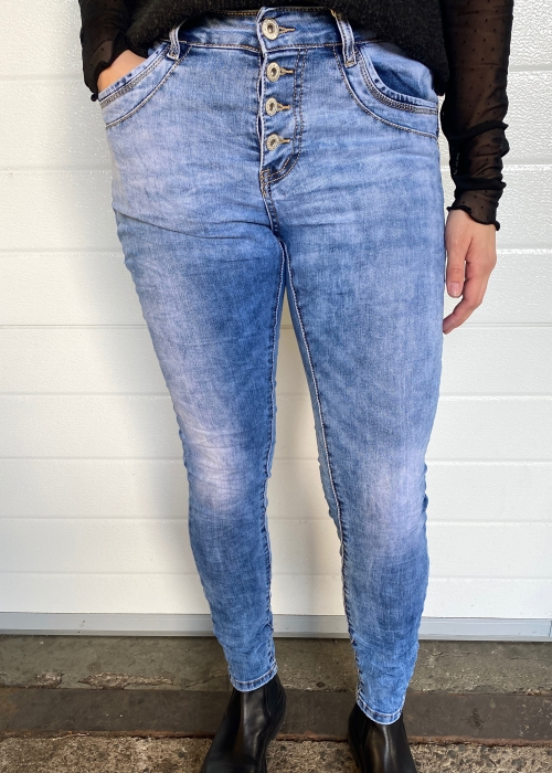 Soft spring jeans 9251