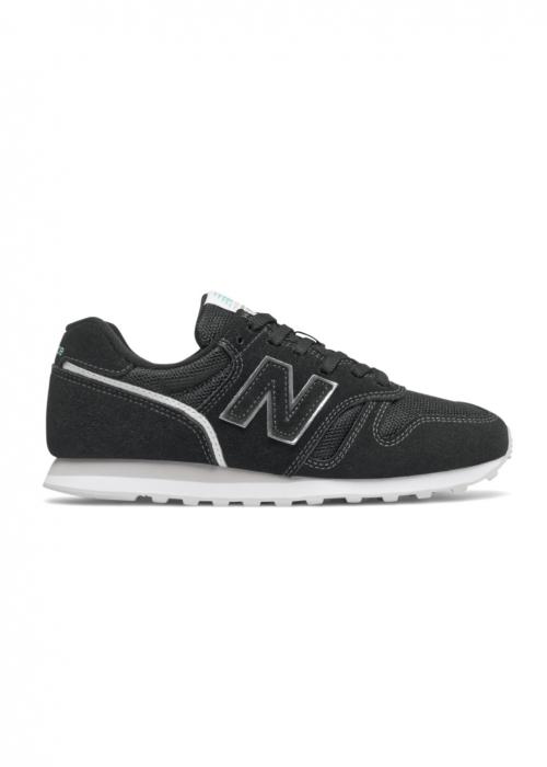 WL373FT2B Sneakers BLACK / WHITE