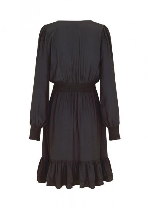 Maddalena dress BLACK