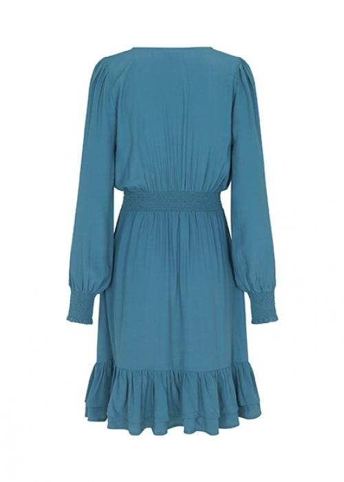 Maddalena dress TIDE BLUE