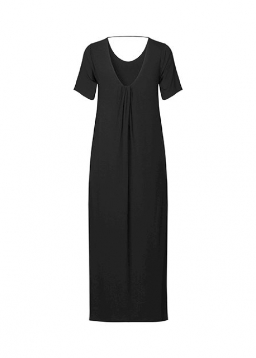Bertti dress BLACK