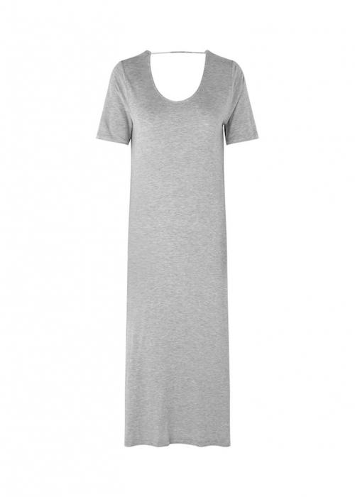 Bertti dress GREY MELANGE
